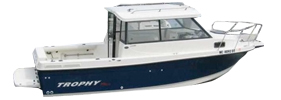 2359 Trophy Walkaround Bayliner Boat Covers