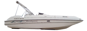 2459 Rendezvous LX Bayliner Boat Covers