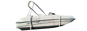 2459 Rendezvous Bayliner Boat Covers
