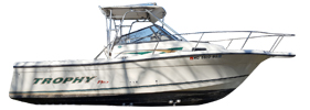 2509 Trophy Walkaround Bayliner Boat Covers