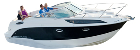255 Cruiser Bayliner Boat Covers