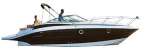275 Cruiser Bayliner Boat Covers