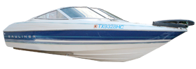 Capri 1700 LS Outboard Bayliner Boat Covers | Custom Sunbrella® Bayliner Covers | Cover World