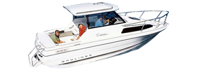 Ciera 2252 Express Bayliner Boat Covers