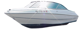 Classic 16 Bowrider Outboard Bayliner Boat Covers | Custom Sunbrella® Bayliner Covers | Cover World