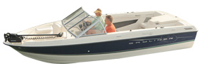 Discovery 195 Bowrider Bayliner Boat Covers