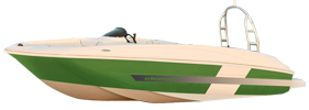 Element E5 Bayliner Boat Covers