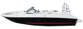 Element E6 Outboard Bayliner Boat Covers | Custom Sunbrella® Bayliner Covers | Cover World