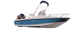 170 Dauntless Boston Whaler Boat Covers | Custom Sunbrella® Boston Whaler Covers | Cover World