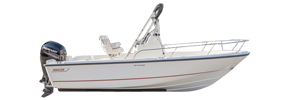 190 Outrage Boston Whaler Boat Covers