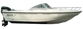 20 Dauntless Boston Whaler Boat Covers | Custom Sunbrella® Boston Whaler Covers | Cover World