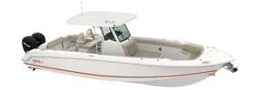 320 Outrage Boston Whaler Boat Covers
