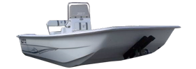 DLX 1780 CC (Max Console Height 38 quot ) Carolina Skiff Boat Covers