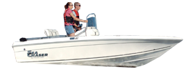 Sea Chaser 1800 CC Offshore Carolina Skiff Boat Covers