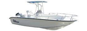 Sea Chaser 2100 CC Offshore Carolina Skiff Boat Covers