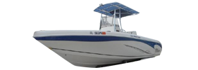 Sea Chaser 2100 Cuddy Offshore Carolina Skiff Boat Covers