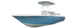 Sea Chaser 22 HFC Carolina Skiff Boat Covers