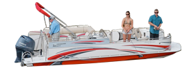 Sea Chaser Deck Fishing Series 2200 Carolina Skiff Boat Covers