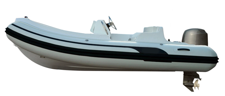 Inflatable Boats - Blunt Nose with Small Center Console up to 36
