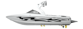 Avalanche C4 Centurion Boat Covers | Custom Sunbrella® Centurion Covers | Cover World