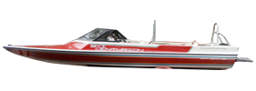 Barefoot (All Years) Centurion Boat Covers