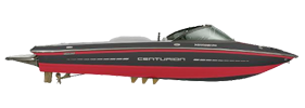Carbon Pro Centurion Boat Covers | Custom Sunbrella® Centurion Covers | Cover World