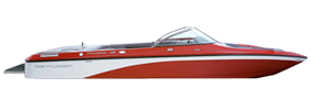 Concourse C4 Centurion Boat Covers | Custom Sunbrella® Centurion Covers | Cover World