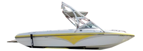 Concourse V-Drive Centurion Boat Covers | Custom Sunbrella® Centurion Covers | Cover World