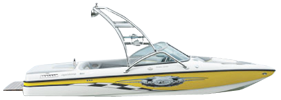 Cyclone C4 Centurion Boat Covers | Custom Sunbrella® Centurion Covers | Cover World
