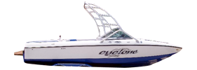 Cyclone Centurion Boat Covers | Custom Sunbrella® Centurion Covers | Cover World
