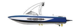 Eclipse V C4 Centurion Boat Covers | Custom Sunbrella® Centurion Covers | Cover World