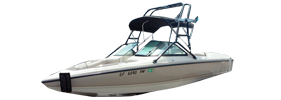 Eclipse V-Drive Centurion Boat Covers | Custom Sunbrella® Centurion Covers | Cover World