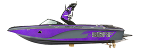 Enzo FS33 Centurion Boat Covers | Custom Sunbrella® Centurion Covers | Cover World