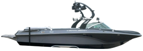 Enzo FX22 Centurion Boat Covers | Custom Sunbrella® Centurion Covers | Cover World