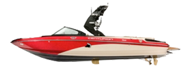 Enzo SV233 Centurion Boat Covers | Custom Sunbrella® Centurion Covers | Cover World