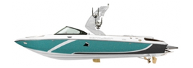 Enzo SV244 Centurion Boat Covers | Custom Sunbrella® Centurion Covers | Cover World