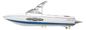 Escalade Centurion Boat Covers | Custom Sunbrella® Centurion Covers | Cover World