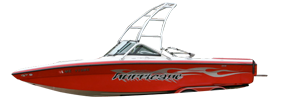 Hurricane Centurion Boat Covers | Custom Sunbrella® Centurion Covers | Cover World