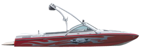 Lightning C4 Centurion Boat Covers | Custom Sunbrella® Centurion Covers | Cover World
