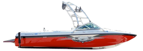 Lightning Centurion Boat Covers | Custom Sunbrella® Centurion Covers | Cover World