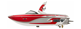 Ri217 Centurion Boat Covers | Custom Sunbrella® Centurion Covers | Cover World
