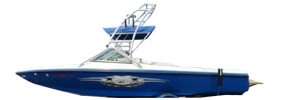 T5 Thunder Centurion Boat Covers | Custom Sunbrella® Centurion Covers | Cover World