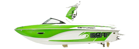 Tornado Centurion Boat Covers | Custom Sunbrella® Centurion Covers | Cover World