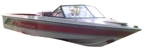 TRU Trac II Centurion Boat Covers | Custom Sunbrella® Centurion Covers | Cover World