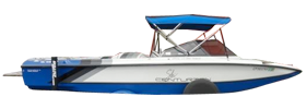 TRU Trac III Centurion Boat Covers | Custom Sunbrella® Centurion Covers | Cover World