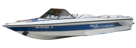 TRU Trac Centurion Boat Covers | Custom Sunbrella® Centurion Covers | Cover World