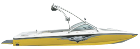 Typhoon C4 Centurion Boat Covers | Custom Sunbrella® Centurion Covers | Cover World