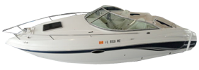 235 SSI Sterndrive Chaparral Boat Covers | Custom Sunbrella® Chaparral Covers | Cover World