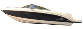 236 SSI Sterndrive Chaparral Boat Covers | Custom Sunbrella® Chaparral Covers | Cover World