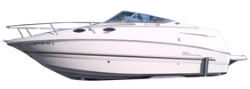 240 Signature Cruiser Chaparral Boat Covers
